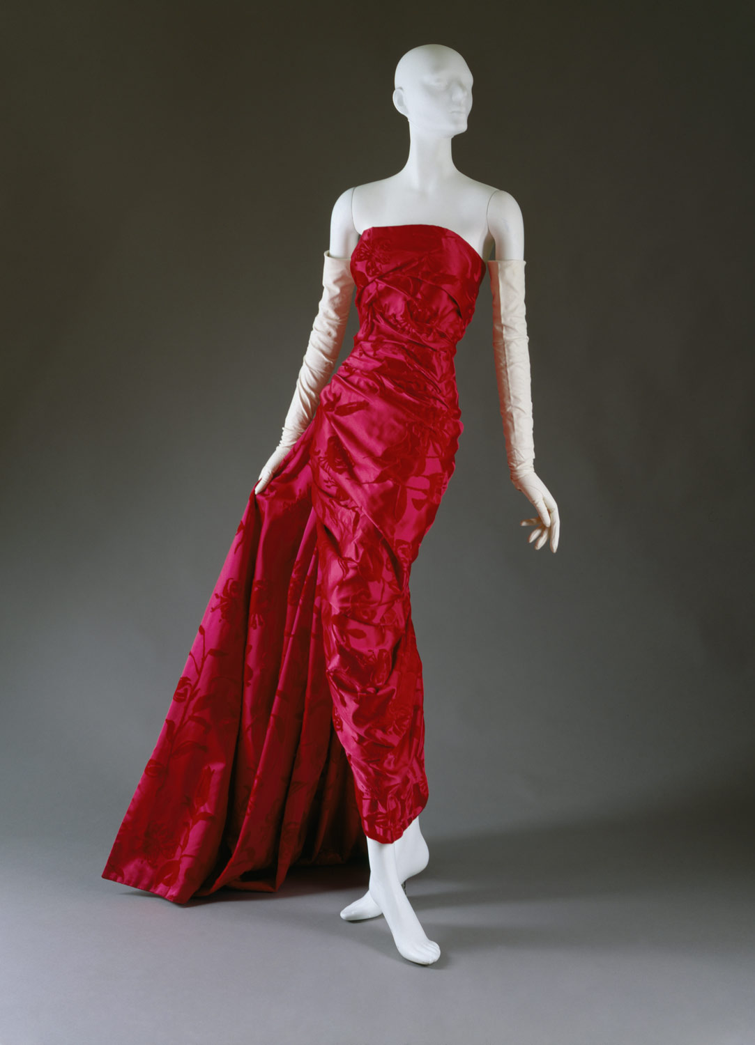 evening dress house of dior christian dior ci6939