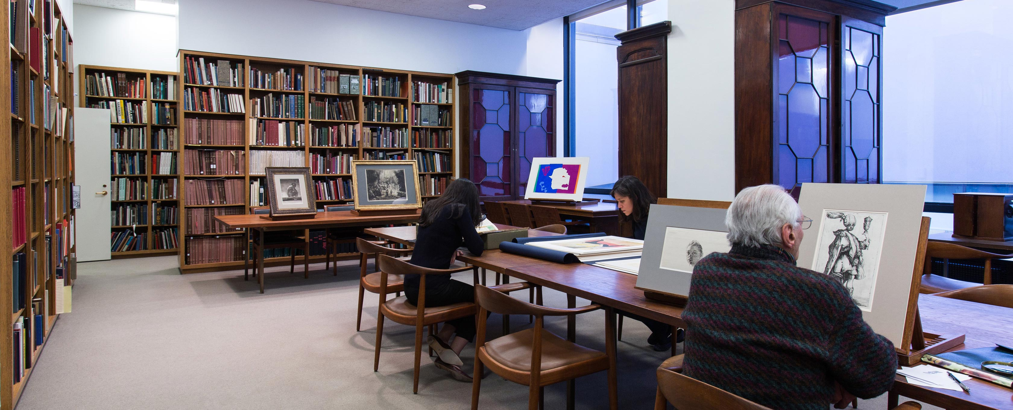 . Study Room for Drawings and Prints   The Metropolitan Museum of Art