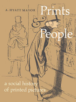 Prints and People A Social History of Printed Pictures