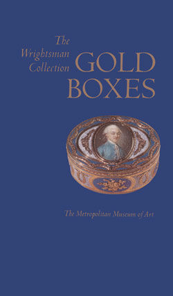Gold Boxes The Wrightsman Collection