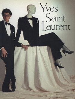 Yves Saint Laurent MET Exibition