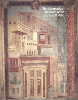 Pompeian Frescoes in The Metropolitan Museum of Art The Metropolitan Museum of Art Bulletin v 45 no 3 Winter 1987 1988