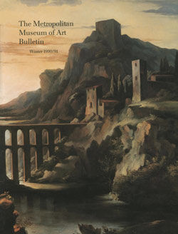 Gericaults Heroic Landscapes The Times of Day The Metropolitan Museum of Art Bulletin v 48 no 3 Winter 1990 1991