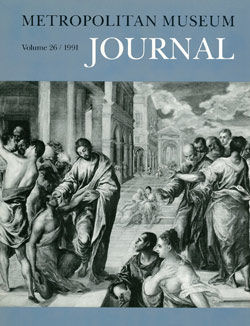 Lost Opportunity for the Musee de Versailles 1852 The Metropolitan Museum Journal v 26 1991