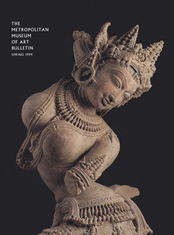 Arts of South and Southeast Asia The Metropolitan Museum of Art Bulletin v 51 no 4 Spring 1994