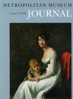 Dix at the Met The Metropolitan Museum Journal v 31 1996