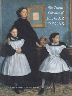 Private Collection of Edgar Degas