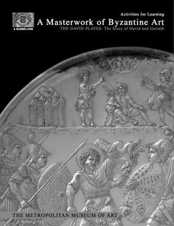 Masterwork of Byzantine Art The David Plates The Story of David and Goliath Activities for Learning