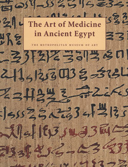 The Art of Medicine in Ancient Egypt | MetPublications | The
