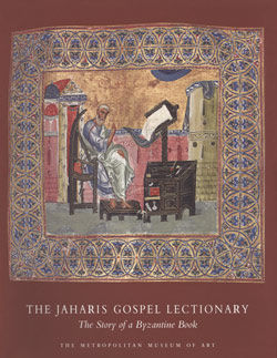Jaharis Gospel Lectionary The Story of a Byzantine Book