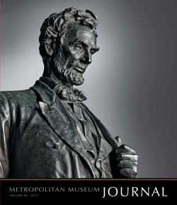 Abraham Lincoln The Man Standing Lincoln A Bronze Statuette by Augustus Saint Gaudens The Metropolitan Museum Journal v 48 2013