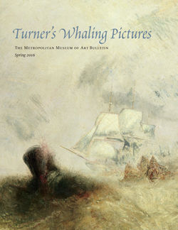 Turners Whaling Pictures The Metropolitan Museum of Art Bulletin v 73 no 4 Spring 2016