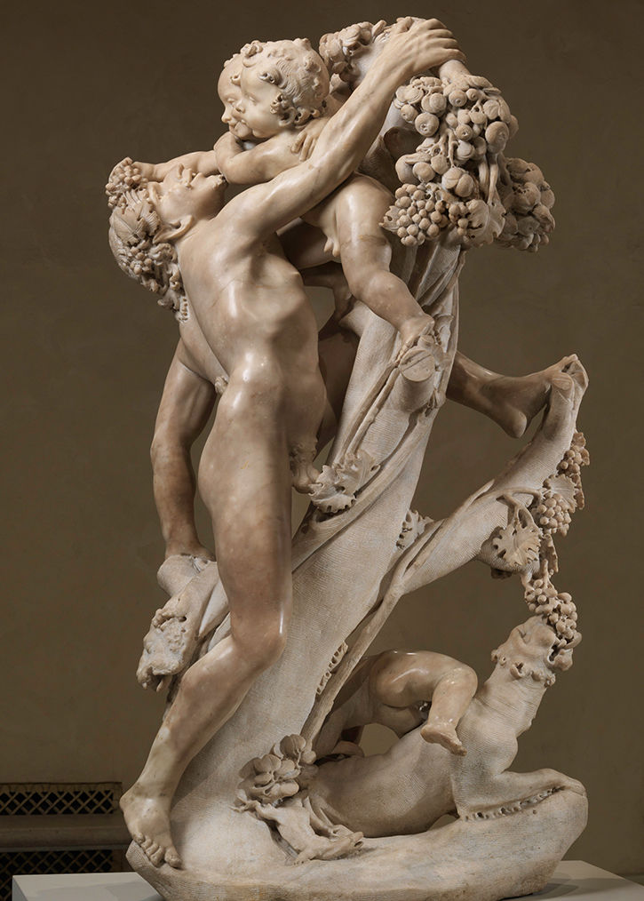Gian Lorenzo Bernini | Bacchanal: A Faun Teased by Children | 1976.92