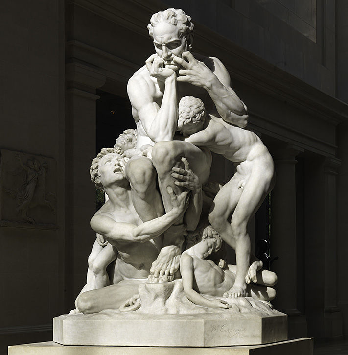 Ugolino and His Sons | Jean-Baptiste Carpeaux | 67.250