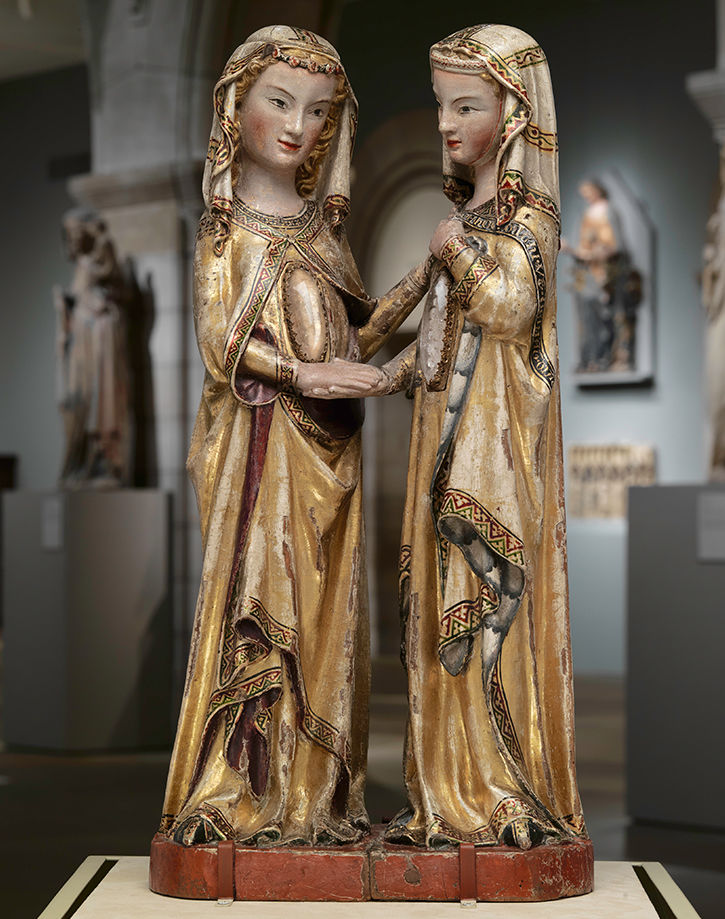 Master Heinrich of Constance | The Visitation | 17.190.724
