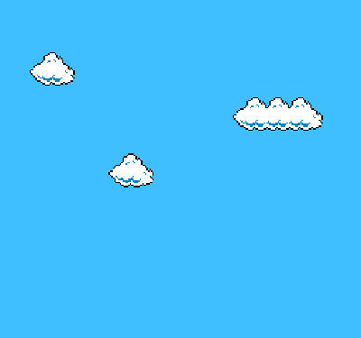Jonathan Dahan, Making Super Mario Clouds
