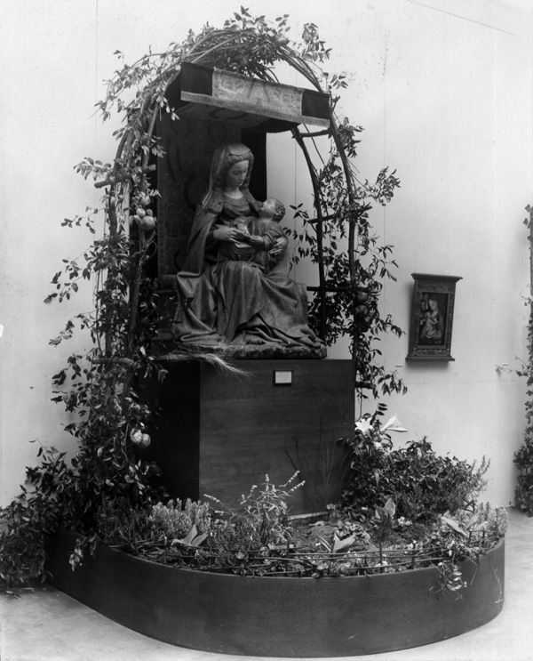 """The Madonna and Child: a Christmas Exhibition"" (December 16, 1939-January 7, 1940)"