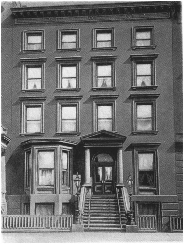 Image of The Met Row House