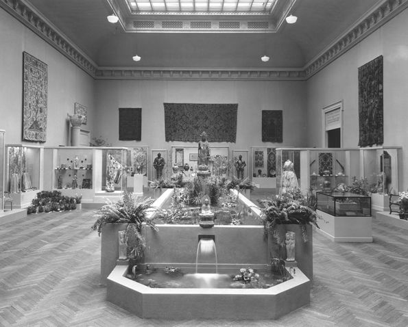 """Plant Form in Ornament"" Exhibition, 1933"