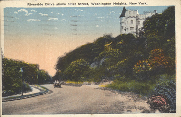 Riverside Drive above 181st Street