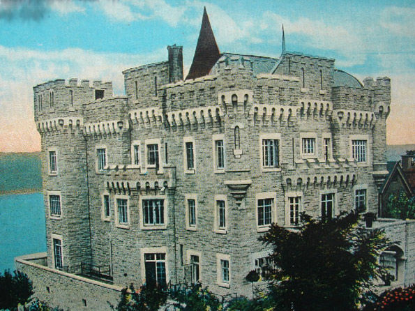Paterno Castle