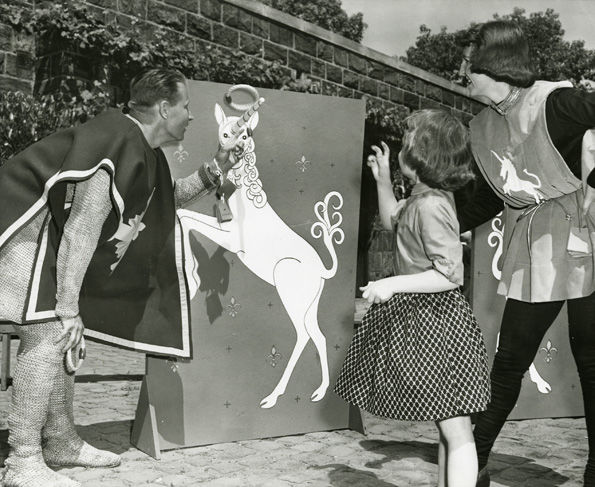 Medieval Festival for Children, 1955