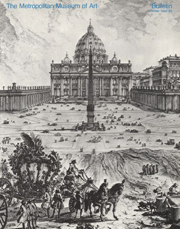 The Building of the Vatican
