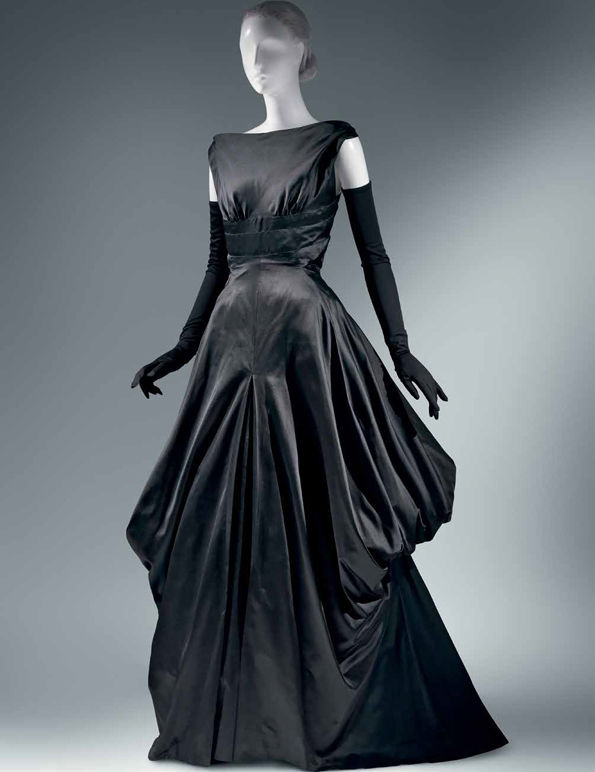Charles James (American, born Great Britain, 1906–1978). Evening Dress, 1948