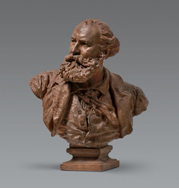 Jean-Baptiste Carpeaux (French, Valenciennes 1827–1875 Courbevoie). Charles Gounod, 1871.