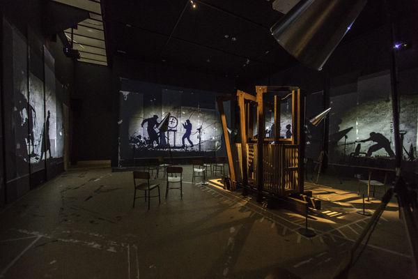 William Kentridge's The Refusal of Time