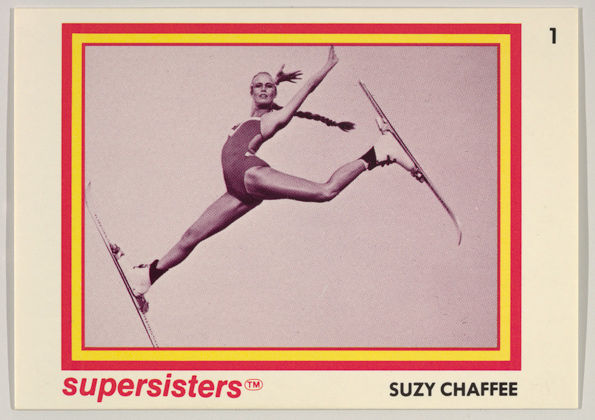 Suzy Chaffee, Supersisters No. 1