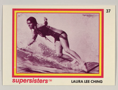Laura Lee Ching, Supersisters No. 37