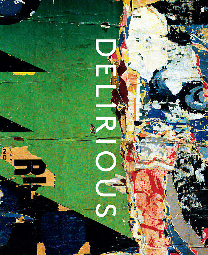 Cover of the exhibition catalogue for Delirious: Art at the Limits of Reason