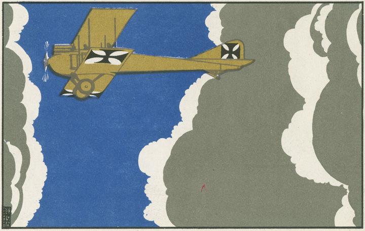Humor and Horror: Printed Propaganda during World War I