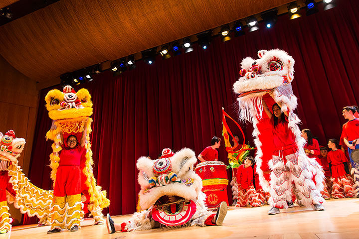 Celebrate the Year of the Dog as a Family at The Met