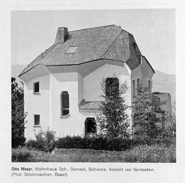 Architektonisches Gestalten Das Neue Goetheanum In Dornach Von Rudolf Steiner Sowie Bauten Und Inneneinrichtungen Folgender