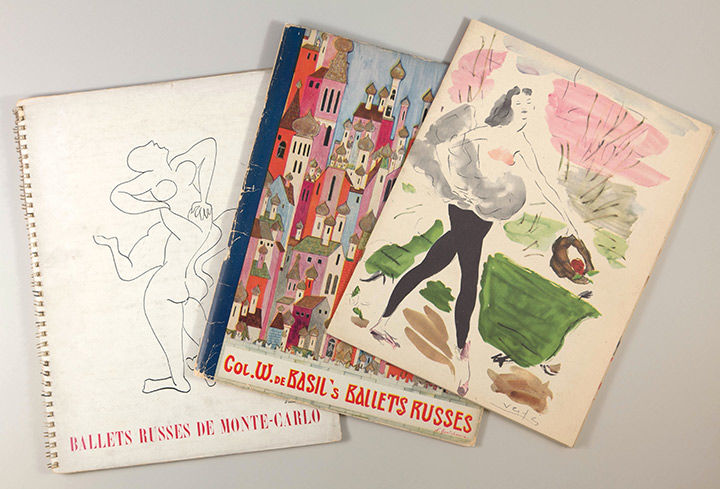 Moving Images: Dance Books in Watson Library