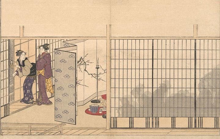 I'll Be Your Mirror: Digitizing Japanese Illustrated Books