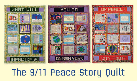The 911 Peace Story Quilt