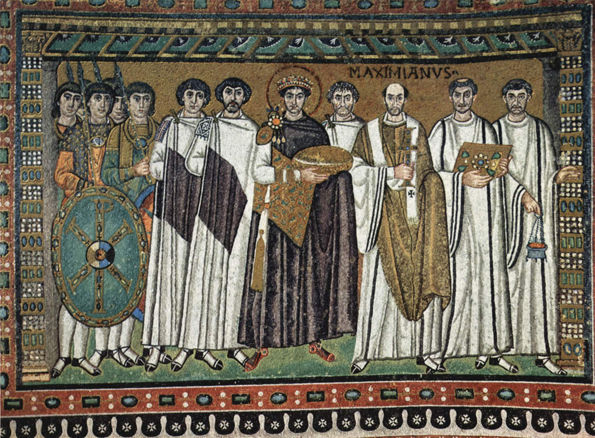 Court of Emperor Justinian