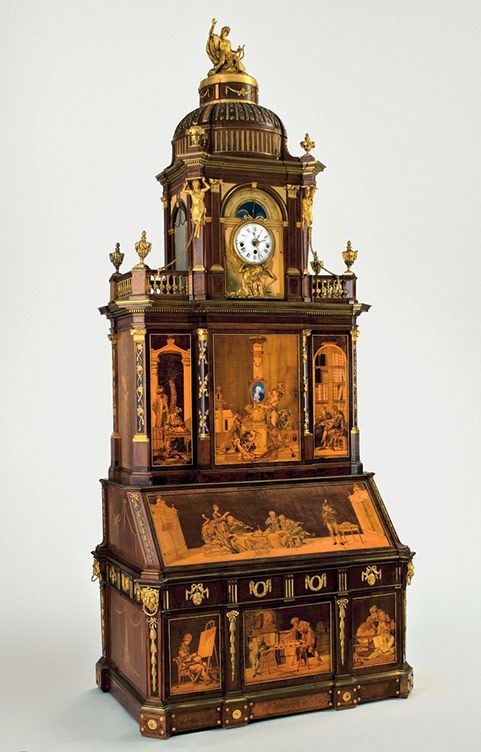Roentgen Furniture from the Kunstgewerbe-museum in Berlin | The ...
