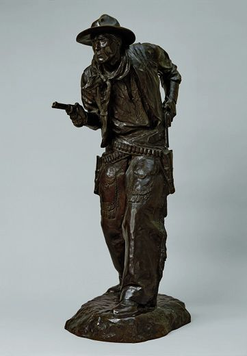 The American West in Bronze, 1850–1925