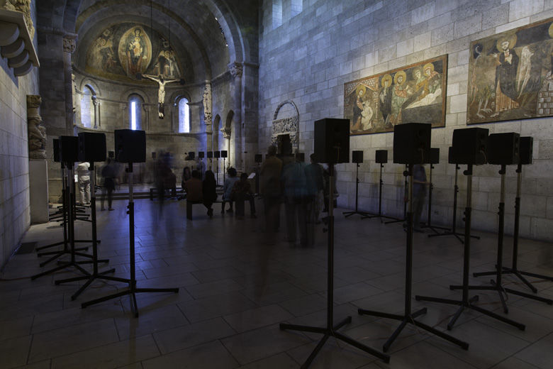 Janet Cardiff: The Forty Part Motet