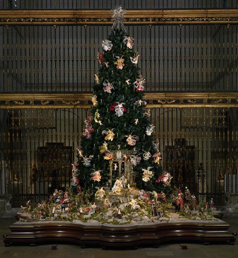 Christmas Tree and Neapolitan Baroque Crèche | The Metropolitan ...