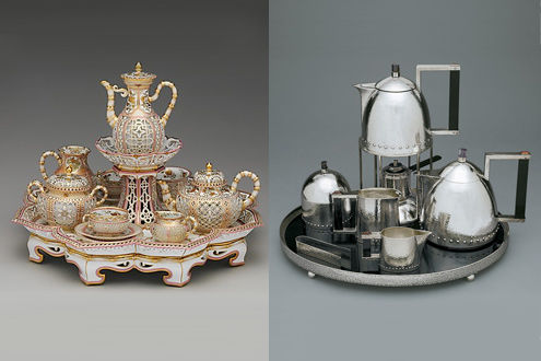 Plain or Fancy? Restraint and Exuberance in the Decorative Arts