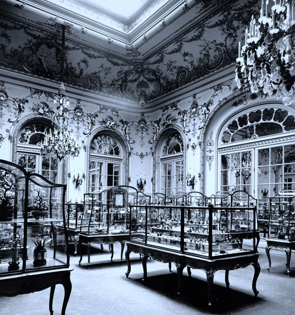 The jade collection of Trustee Heber R. Bishop (1840–1902)