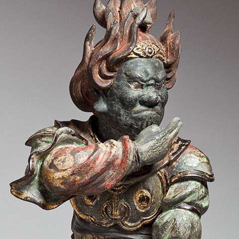 Basara, Ox, from six of the twelve divine generals