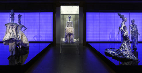Blue and White Porcelain Gallery View