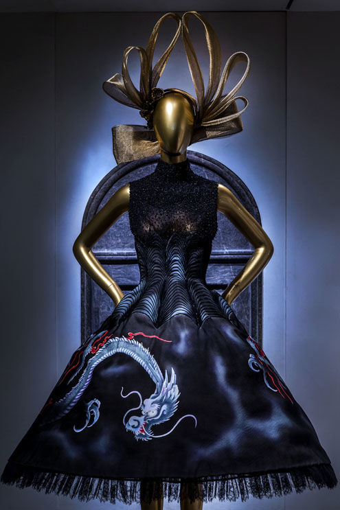Ancient China Gallery View Givenchy Dress