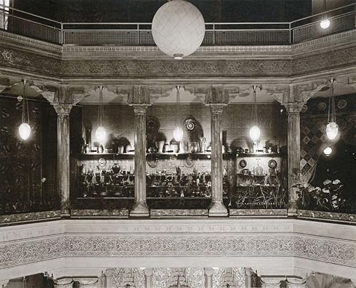 Louis Comfort Tiffany And Laurelton Hall An Artist S